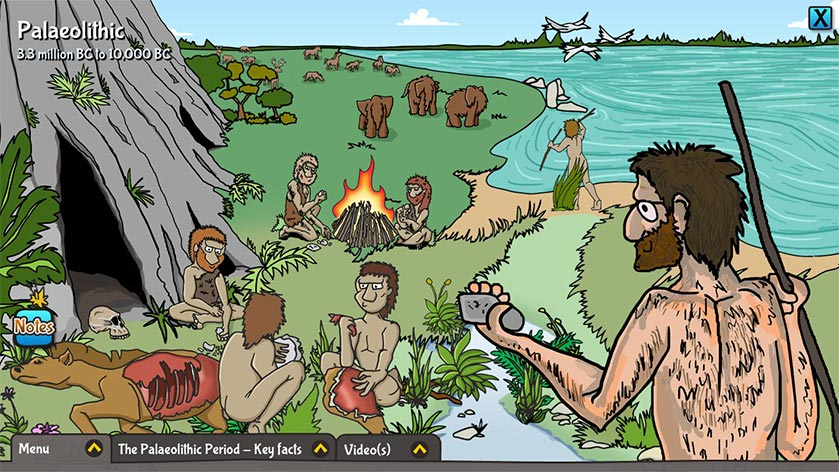 The Palaeolithic Period