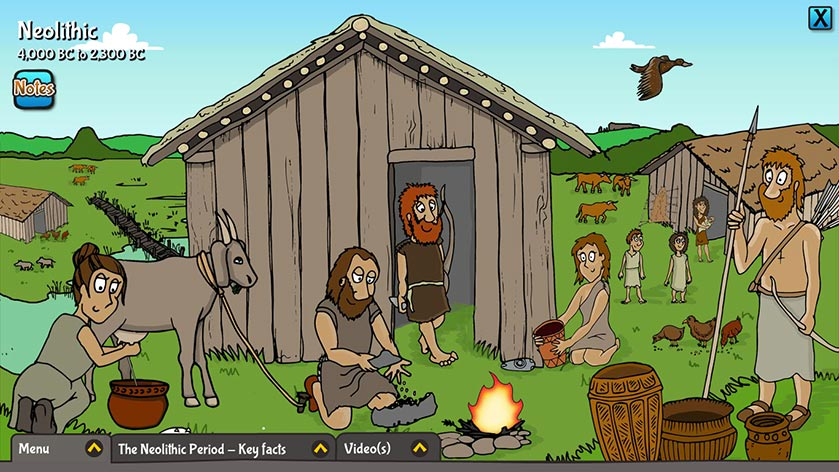 The Neolithic Period